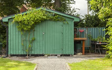 benefits of Wolverhampton garden storage sheds